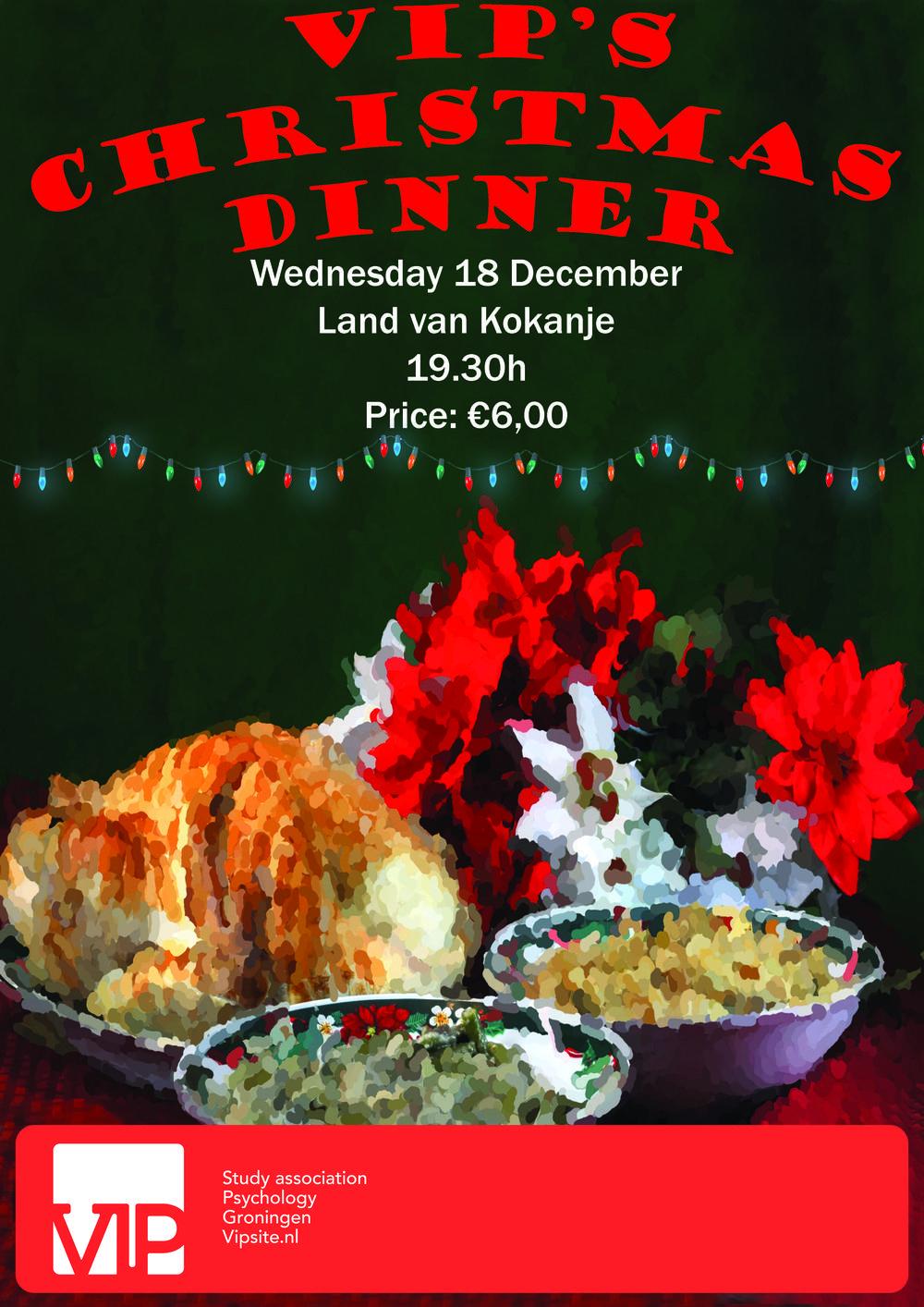 Active Members Christmas Dinner