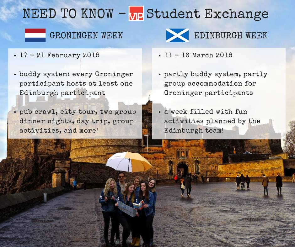 Student Exchange in the Netherlands