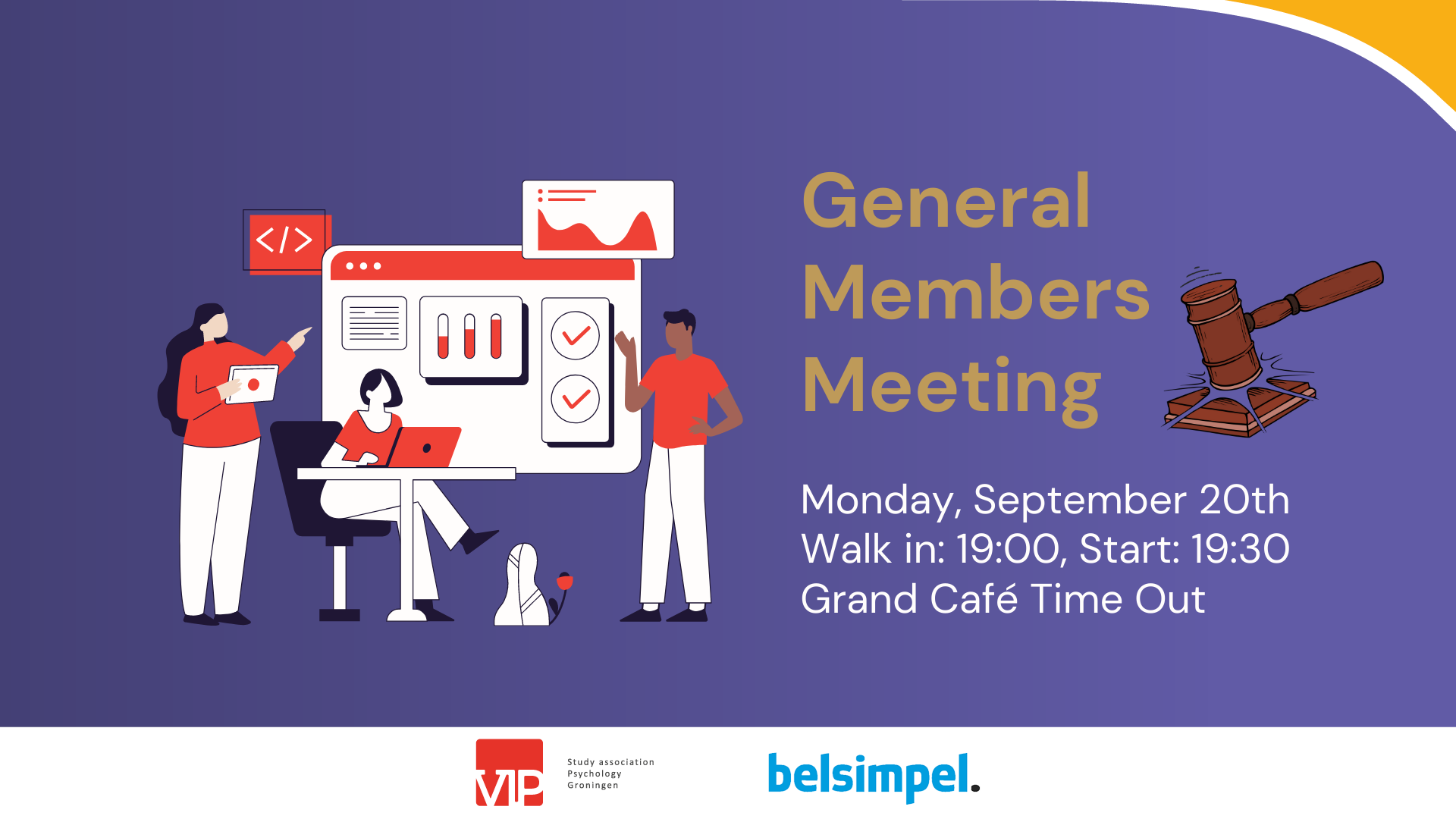 VIP: General Members Meeting