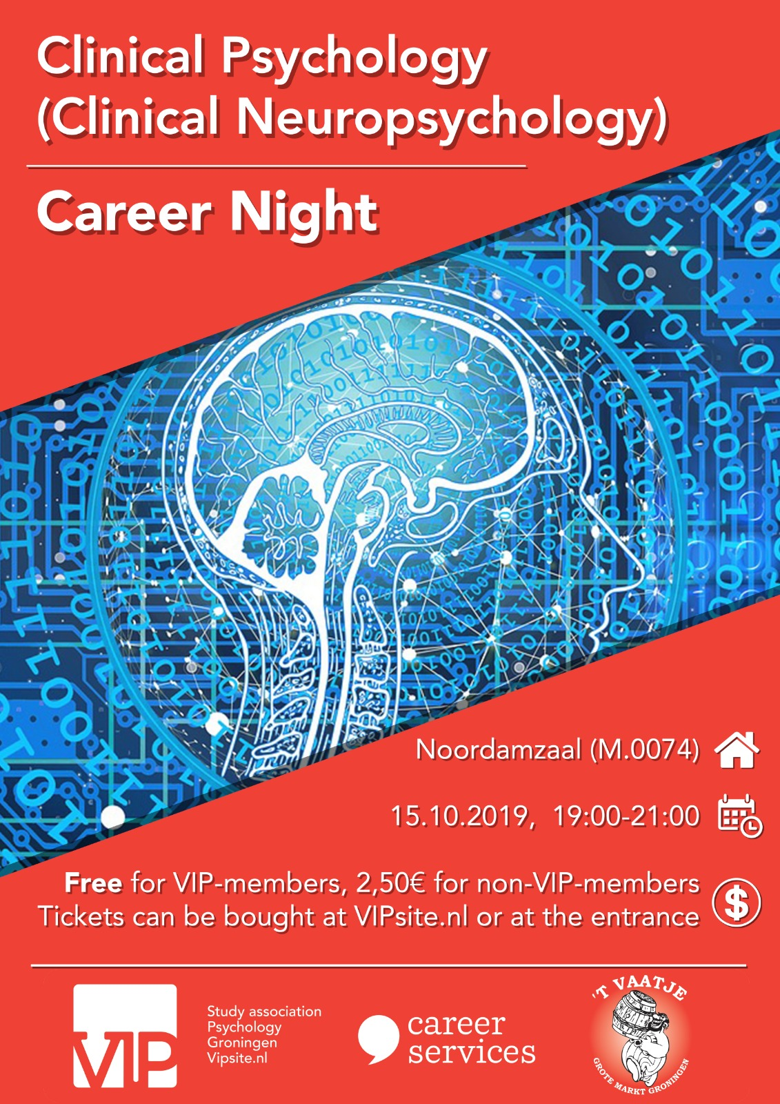 Career Night: Clinical (Neuro) Psychology