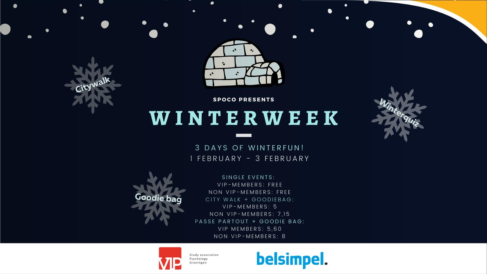 VIP: Winterweek