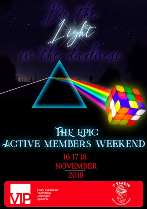 Active Members Weekend