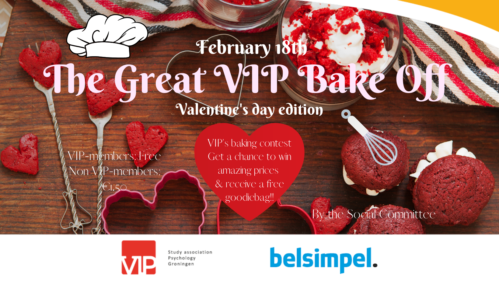 VIP: The Great VIP Bake Off