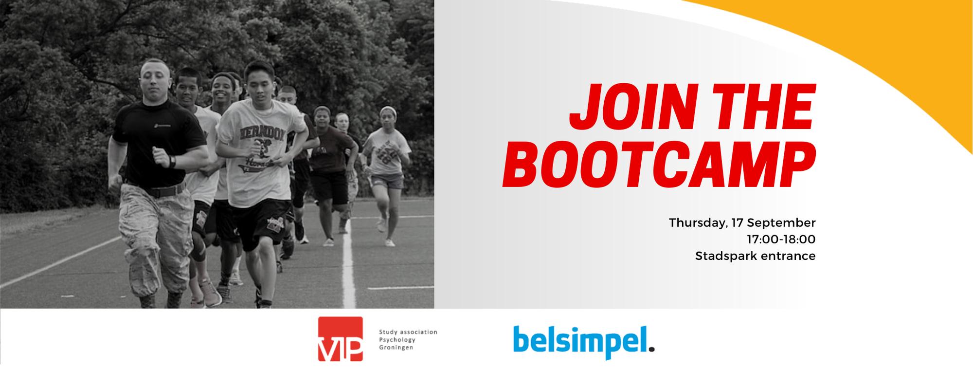 VIP: Bootcamp