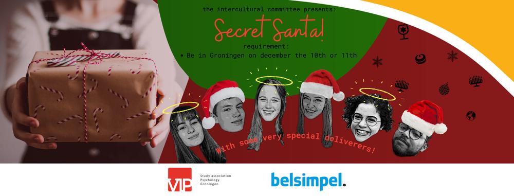 VIP: Secret Santa!