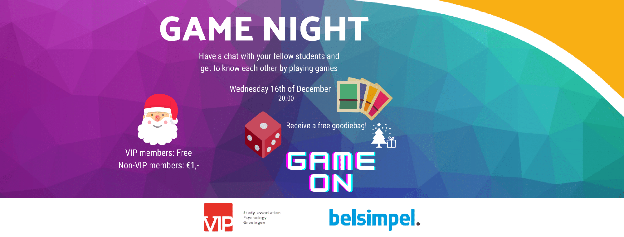 VIP: Game Night