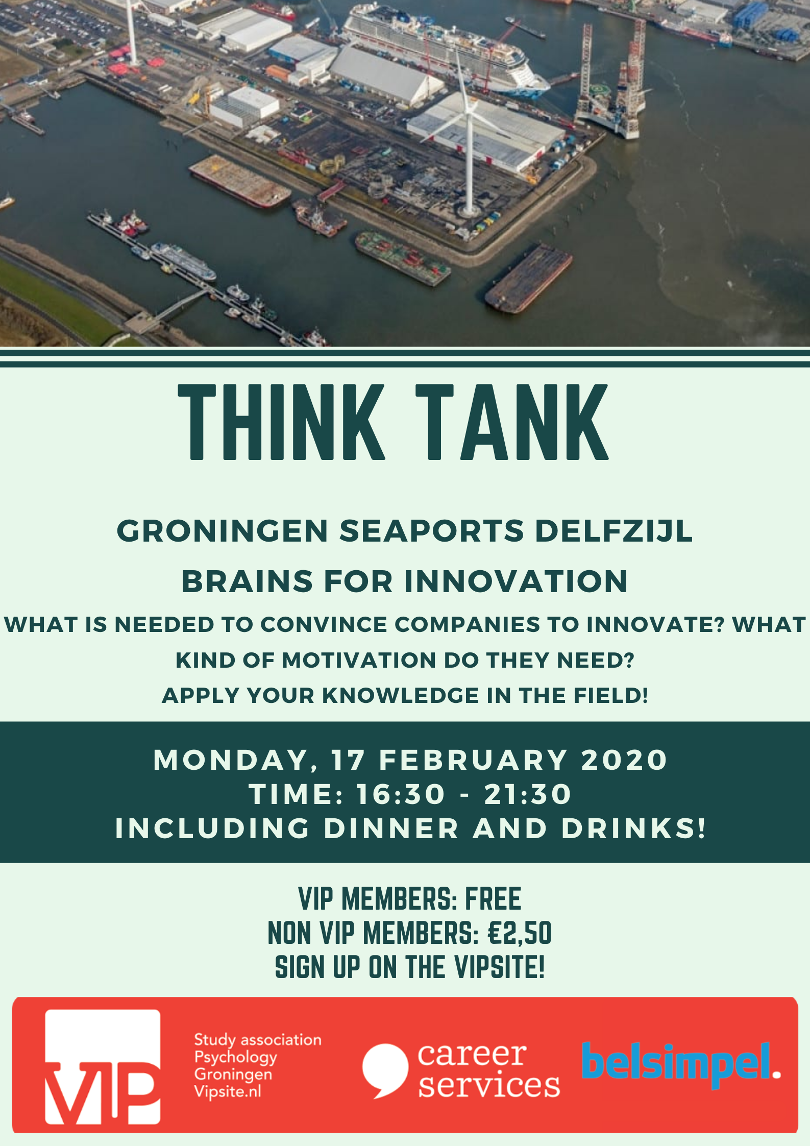 Think Tank: Groningen Seaports